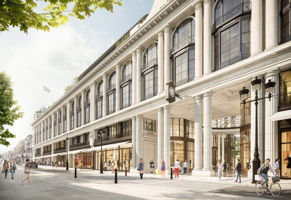 Six Senses London to open in the former art deco Whiteleys department store in 2023