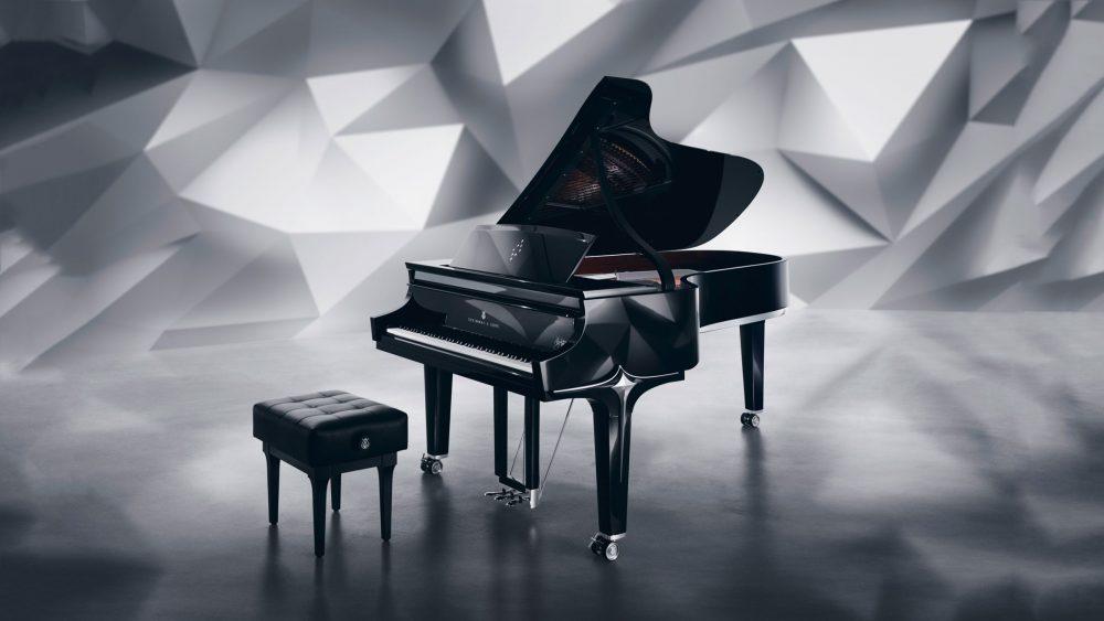 Steinway Black Diamond an extraordinary limited edition of 88 + 8