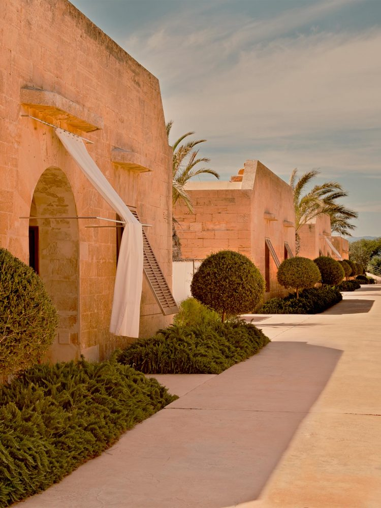 Cap Rocat– a hidden heritage site and hotel in a peaceful pocket of Palma bay in Majorca