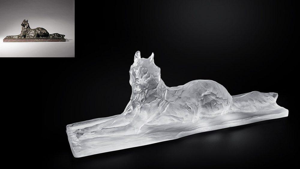 Lalique for Bugatti, the wild and wonderful world of Rembrandt Bugatti