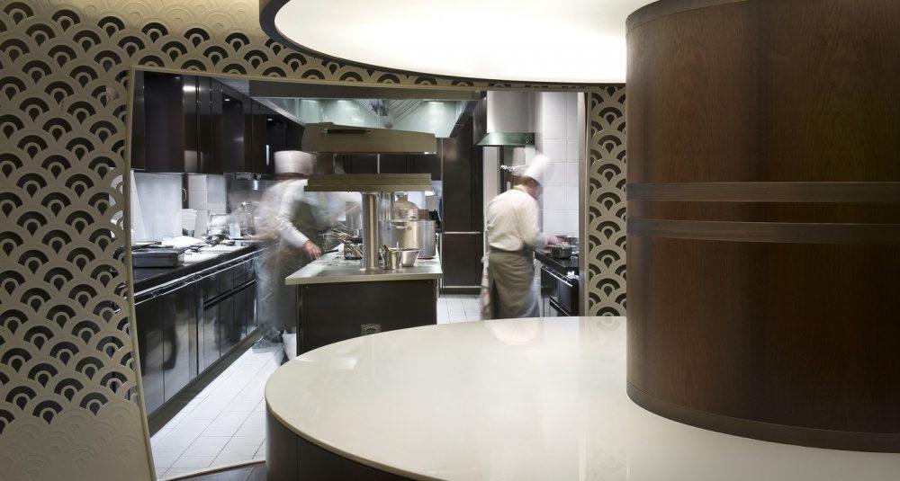 Yannick Alléno's Le 1947 at Cheval Blanc Courchevel Hotel