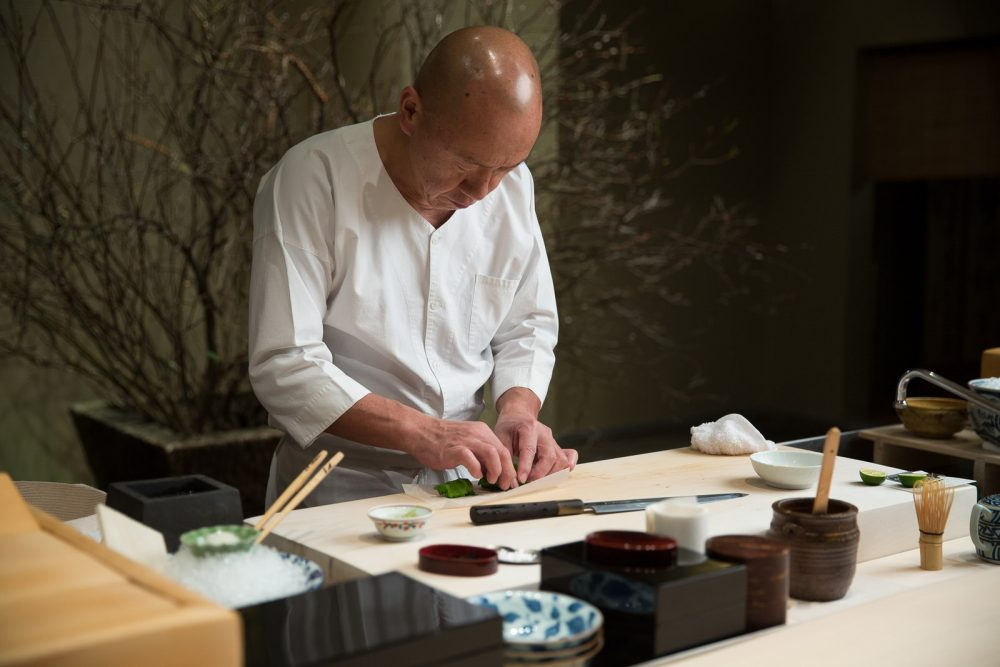 Masa, New York by Masayoshi Takayama: refined beauty that isn't affected by time or social changes