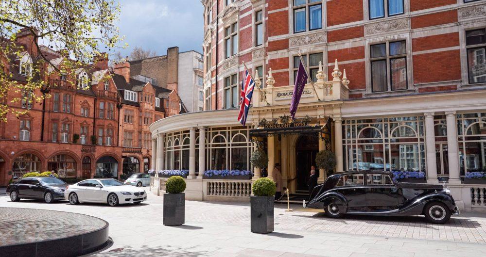 No.1 Grosvenor Square, London—the world's most desirable address