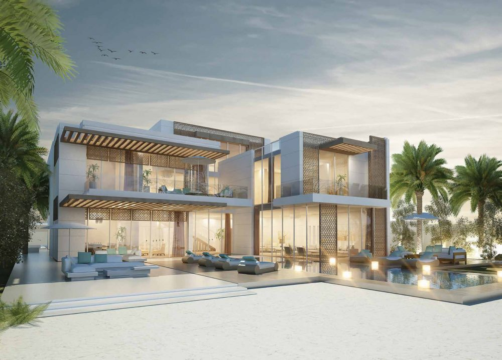 Nudra—bespoke beachside living within Saadiyat Island's cultural district, Abu Dhabi