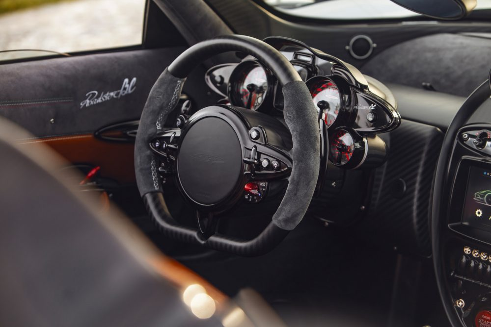 Pagani Huayra Roadster BC, a tribute to scientific research, beauty and uniqueness
