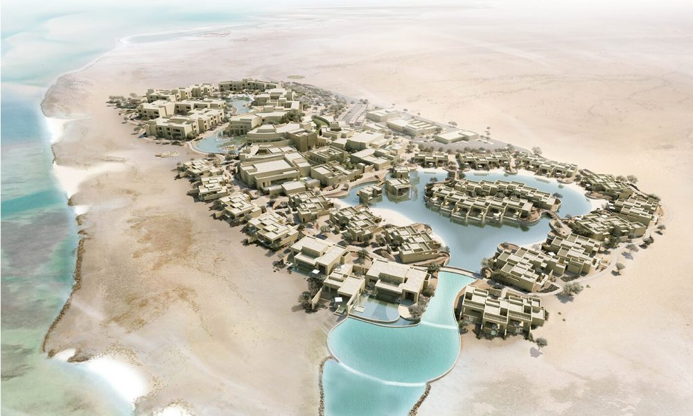 Zulal Wellness Resort: an infusion of modernity and tradition set within the stunning Qatari landscape