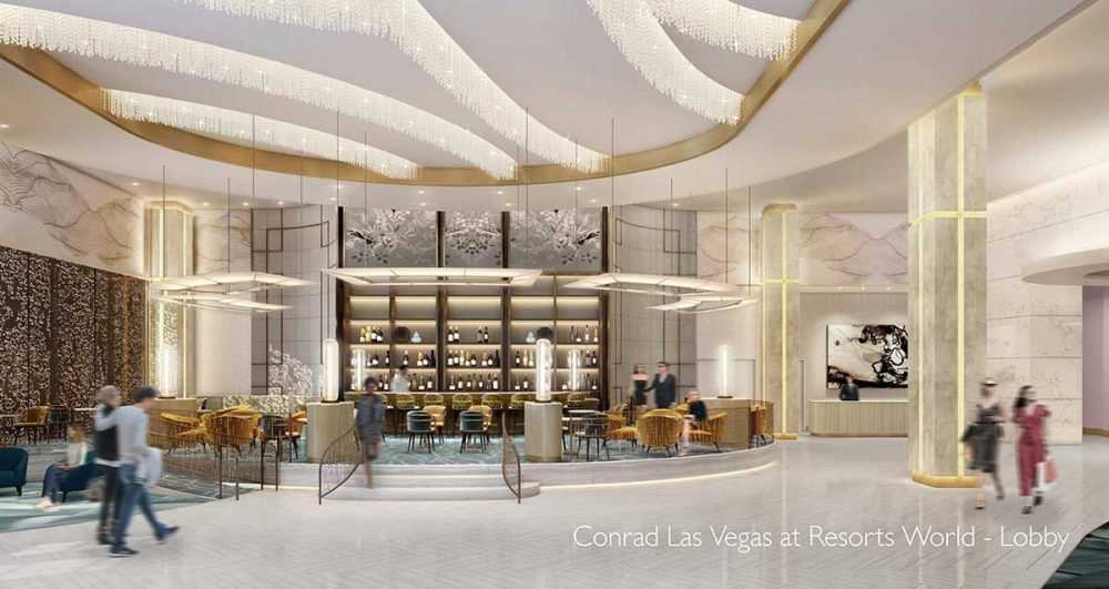 Resorts World Las Vegas set to open in summer 2021