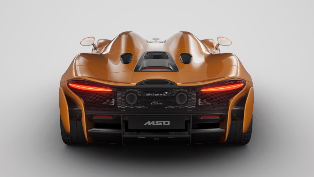 Elva M1A and M6A themes by McLaren Special Operations