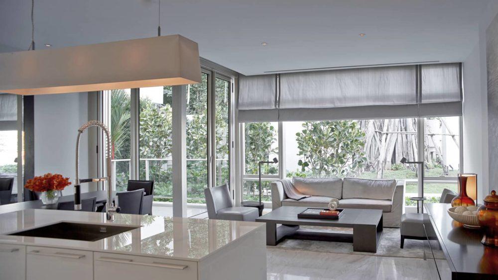 Four Seasons Private Residences Bangkok at Chao Phraya River
