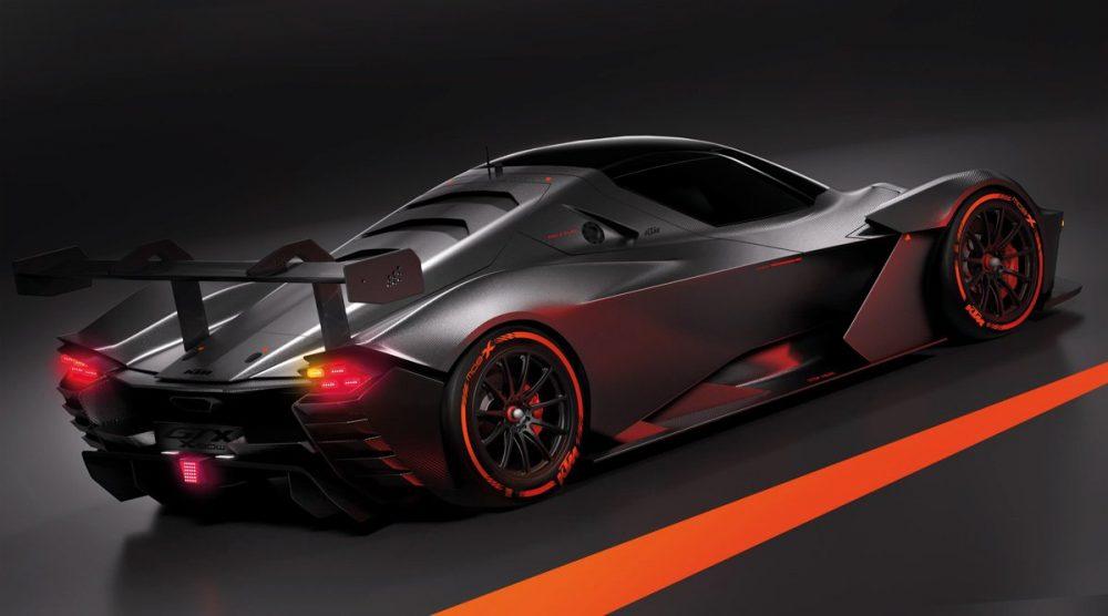 KTM reveals the new lightweight sportscar, X-Bow GTX GT2 racer