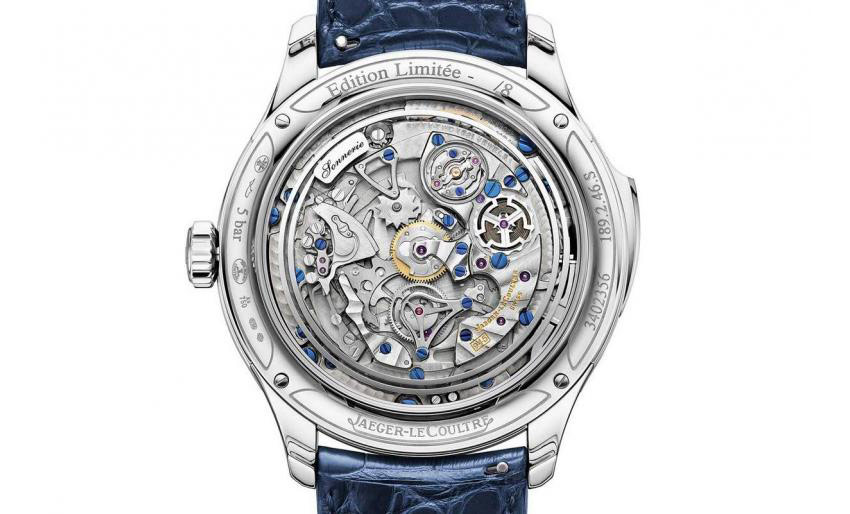 The 2020 Master Grande Tradition Grande Complication by Jaeger Lecoultre