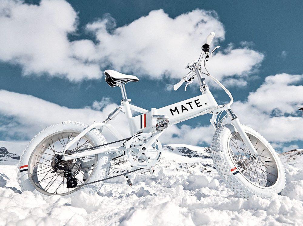 Introducing the MATE x Moncler Genius 2020 eBike