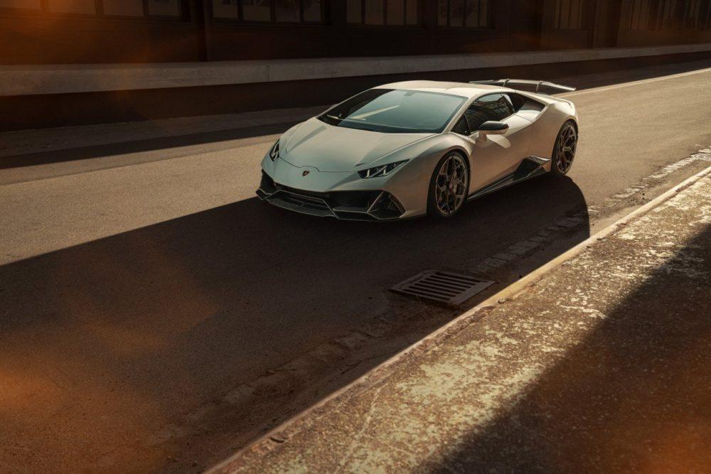 The 2020 NOVITEC Lamborghini Huracán EVO