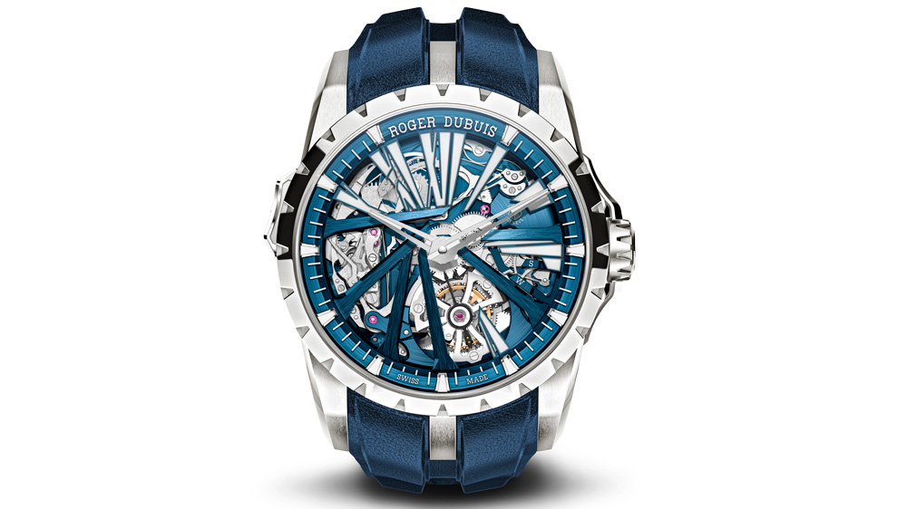 Mind over matter with the irresistible, Excalibur Diabolus in Machina by Roger Dubuis