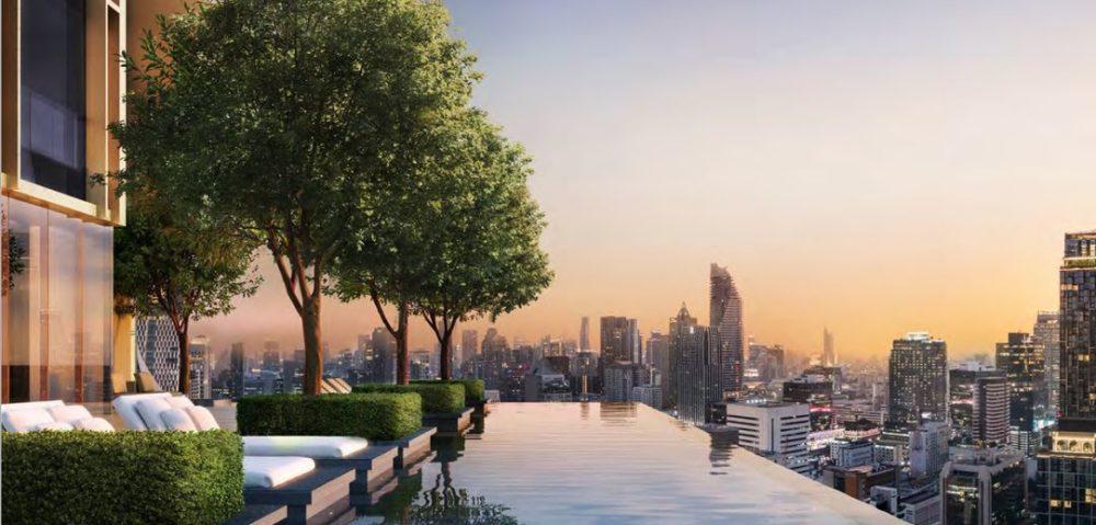 Aman Nai Lert Bangkok Hotel and Residences set to open in 2023