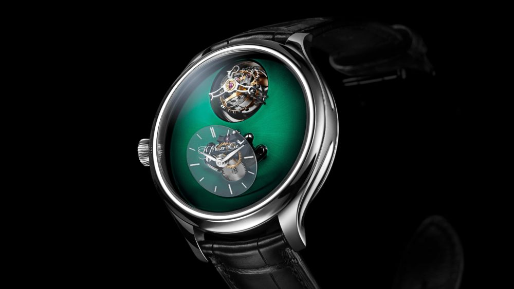 Lm101 MB&F x H. Moser, an unprecedented collaboration