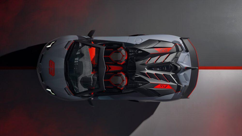 Lamborghini Aventador SVJ Roadster, real emotions shape the future
