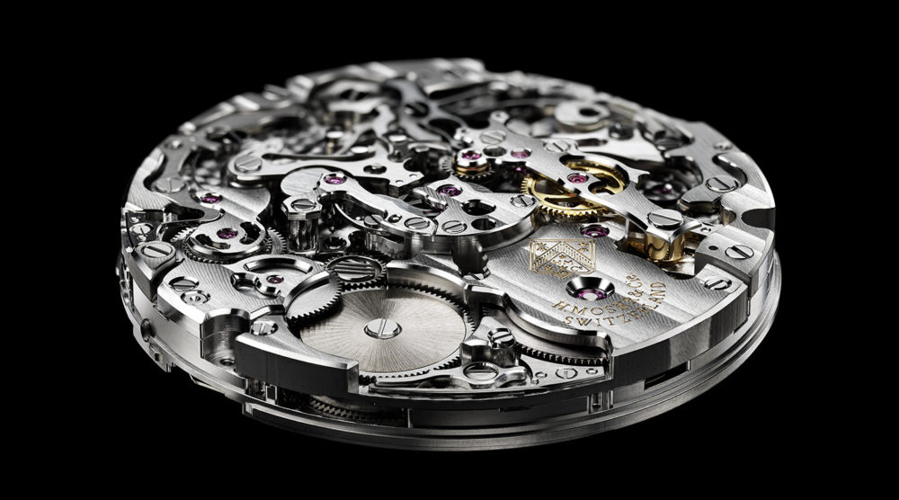 The Streamliner Flyback Chronograph Automatic by H. Moser & Cie.