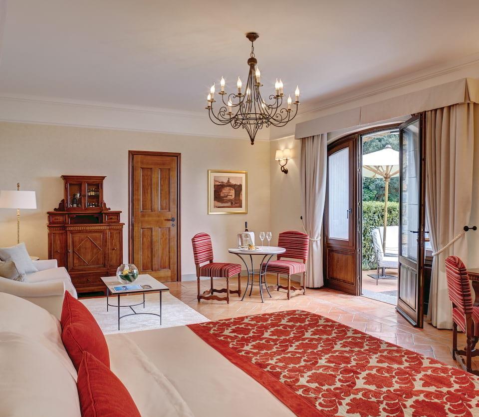 Belmond Villa San Michele, modern luxury meets Renaissance splendour in Florence