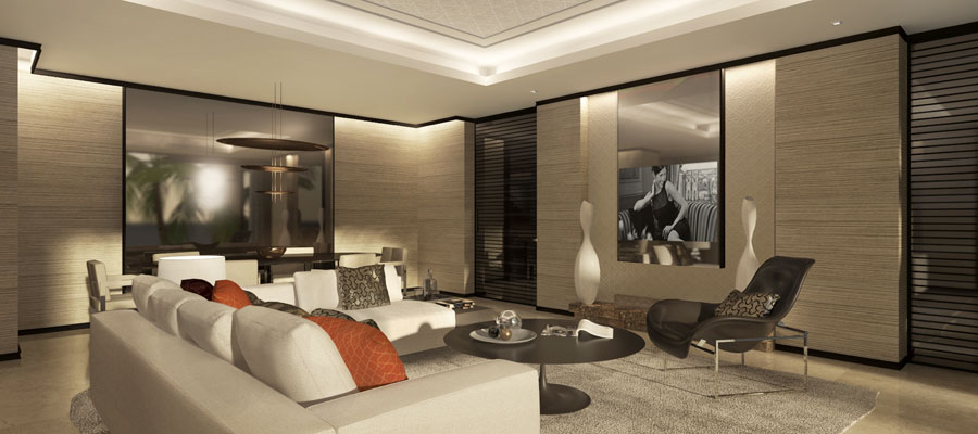 Four Seasons Private Residences at M Avenue Marrakech, Morocco