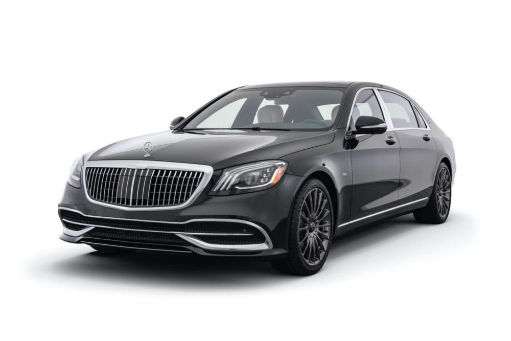 2020 Mercedes-Maybach S 650 Night Edition limited to 15 units worldwide