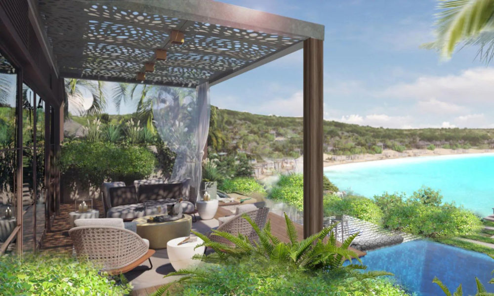 Rosewood Half Moon Bay in Antigua to open in 2023