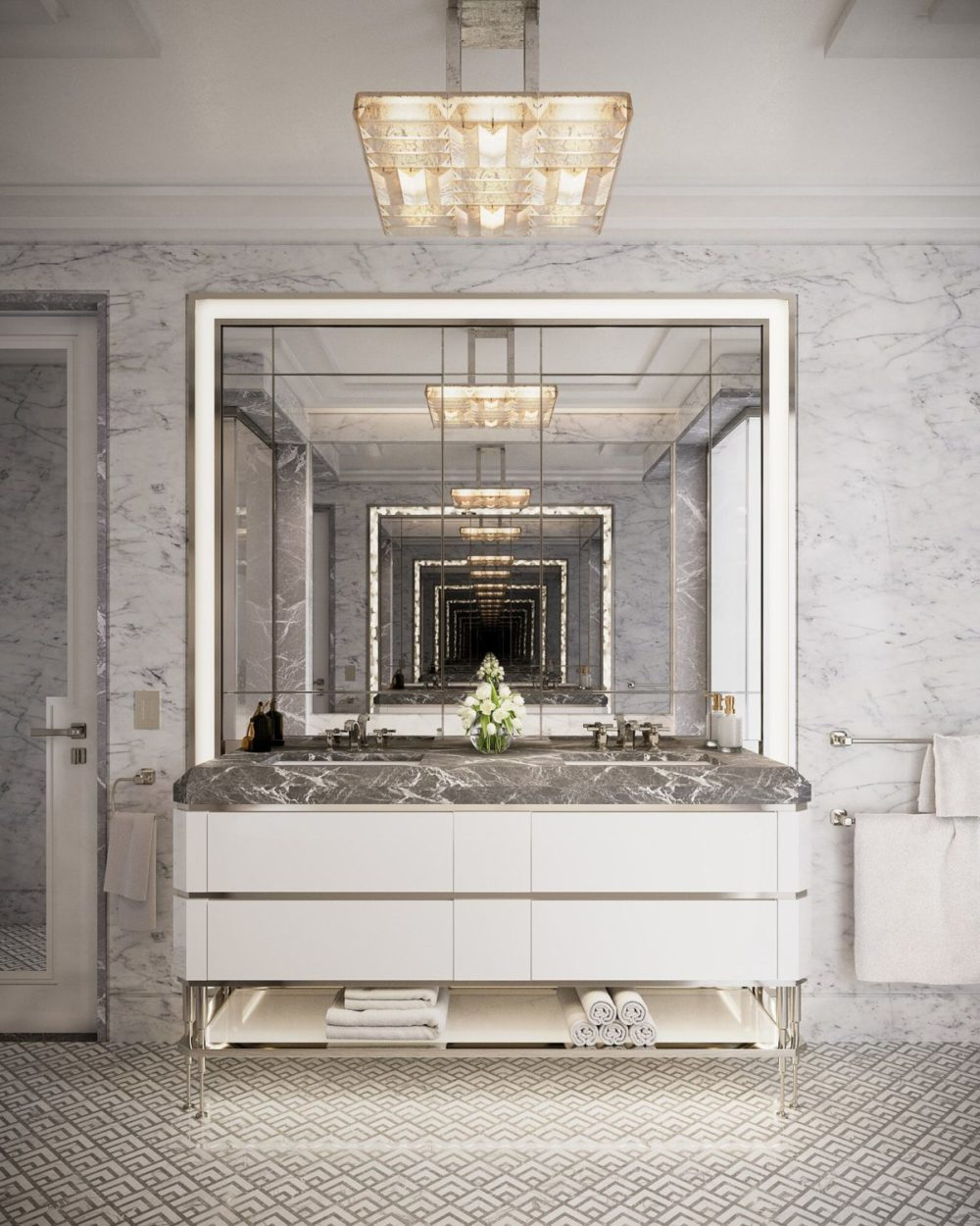 Waldorf Astoria Residences, a true palace in the city of New York