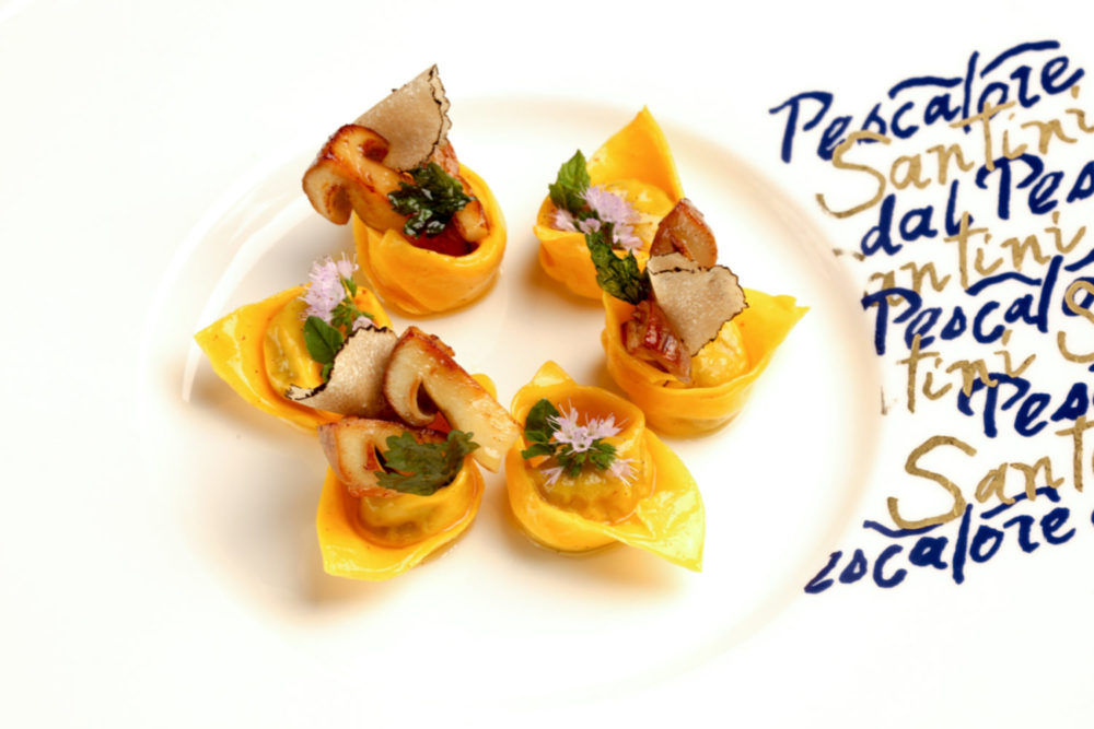 Dal Pescatore, Runate, Italy, a truly memorable and harmonious dining experience