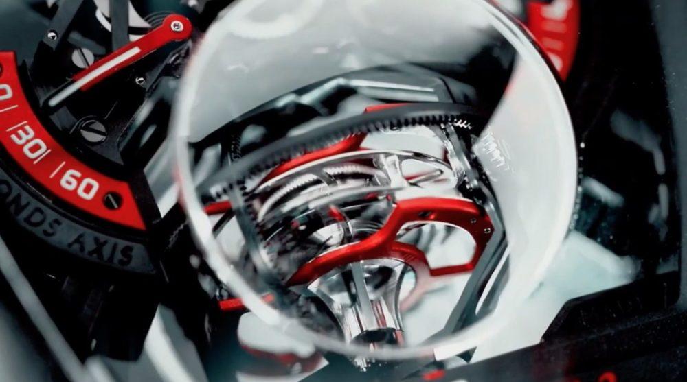 Introducing the Vanguard Revolution 3 Skeleton by Franck Muller
