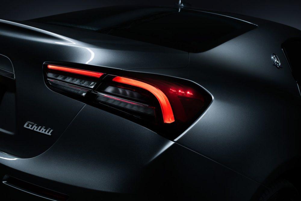 2021 Ghibli Hybrid, the first hybrid vehicle in Maserati's history