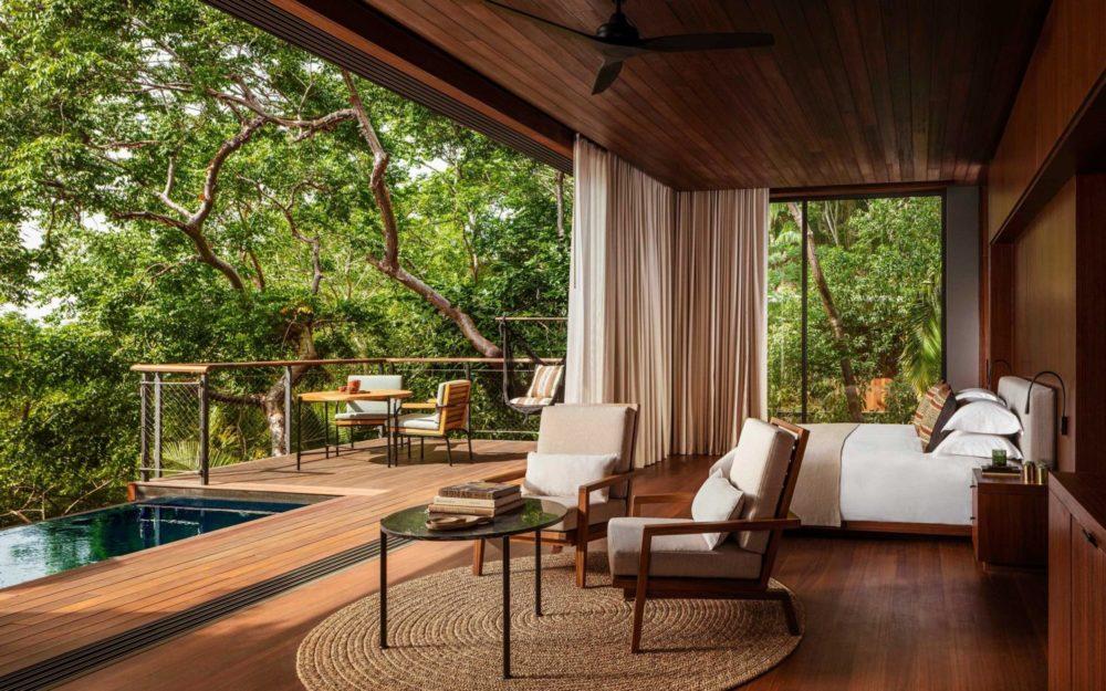 Opening in November 2020, One&Only Mandarina, Mexico offers awe-inspiring beachfront jungles