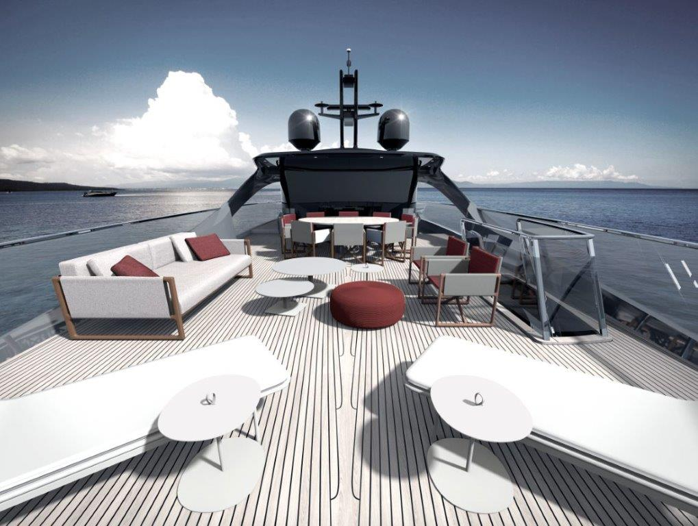 Princess X95 Super Flybridge Yacht, a unique boating lifestyle