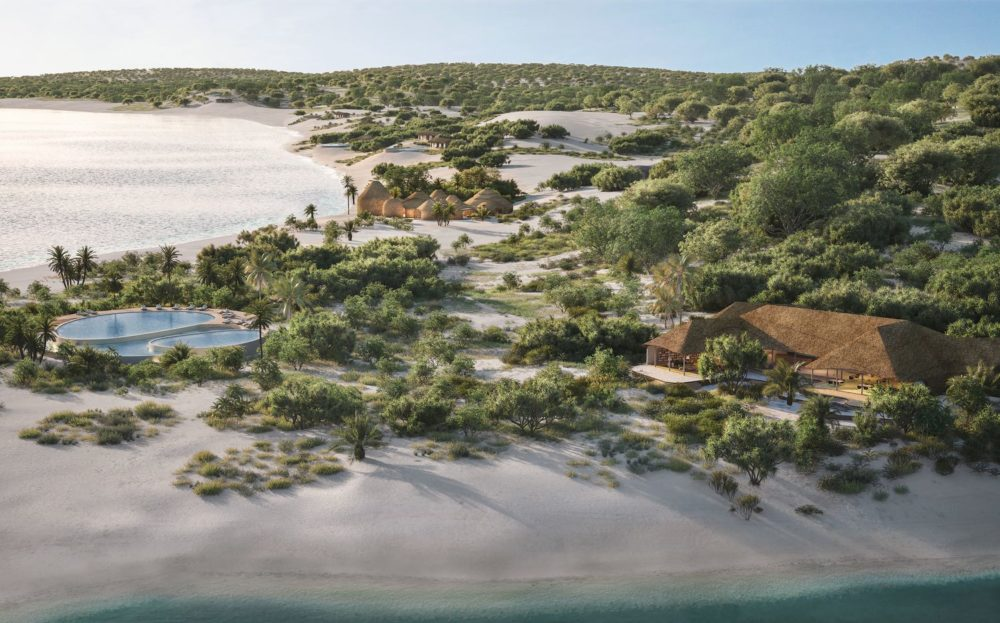 Kisawa Sanctuary, discover your own rhythm of wellbeing, in a spectacular natural setting