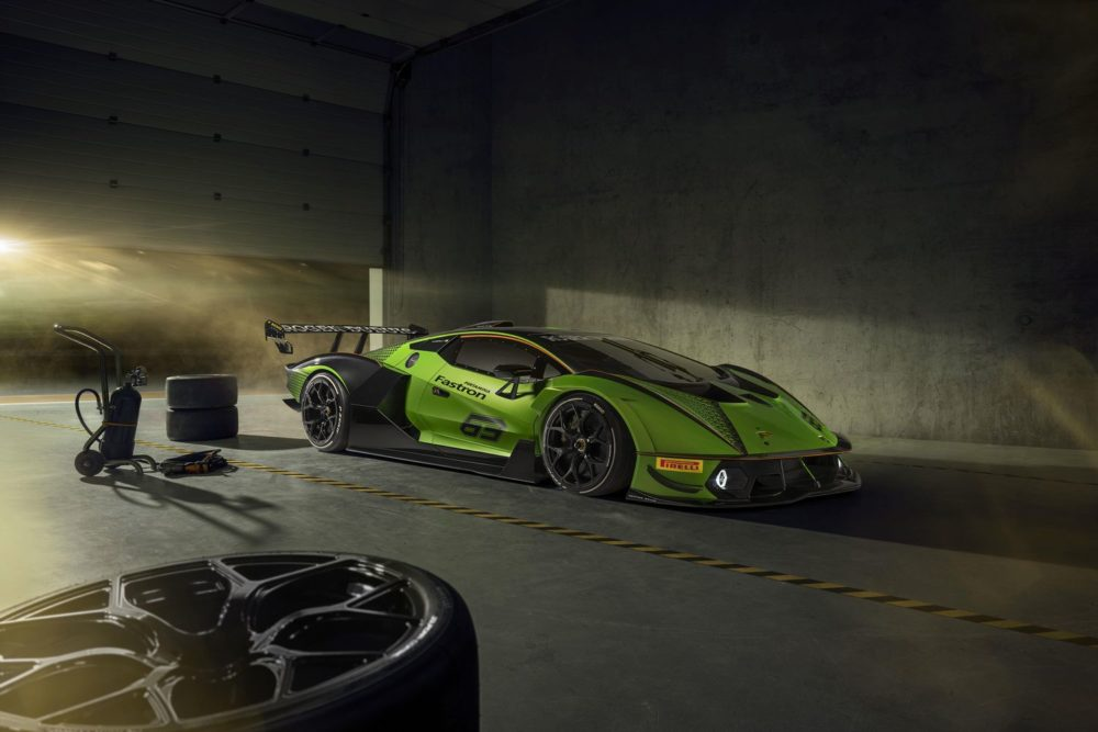 Lamborghini Essenza SCV12: the purest track experience