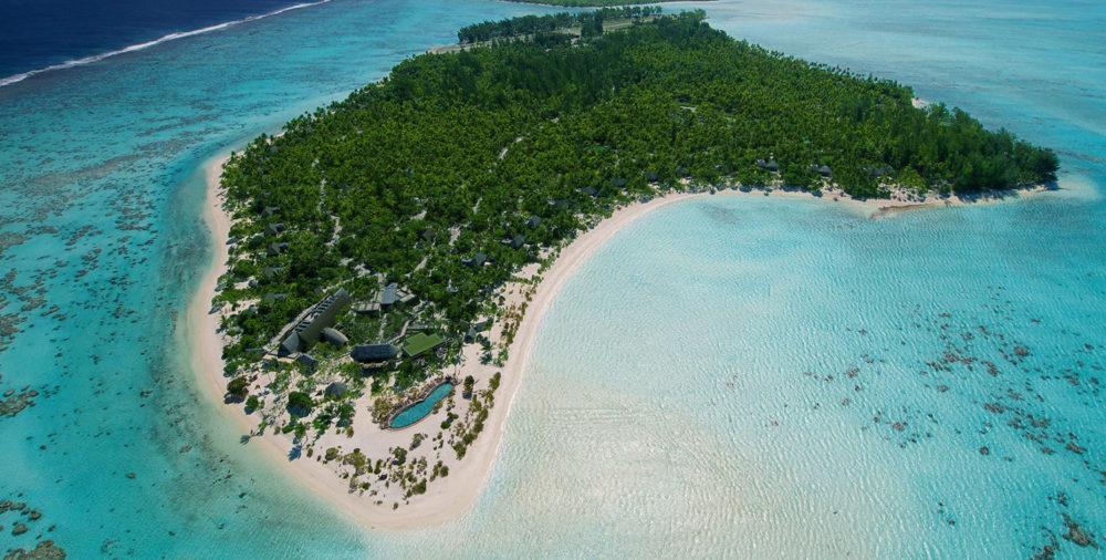 The Brando: a unique private island resort of unspoiled beauty and remote serenity