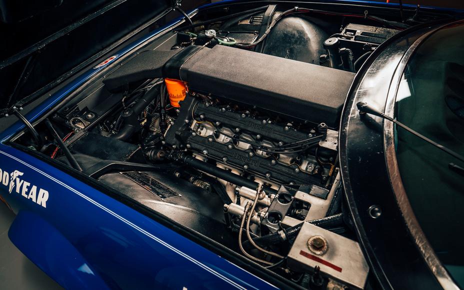 RM Sotheby's new film of 1971 Ferrari 365 GTB/4 Daytona Independent Competizione