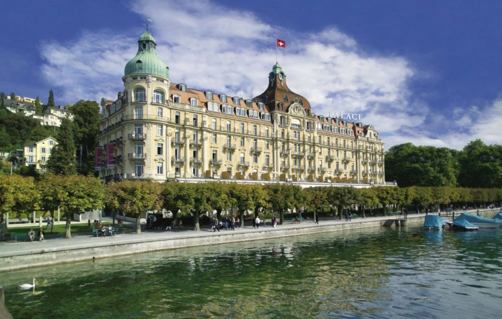 Mandarin Oriental is restoring Hotel Palace Luzern and is set to open at the end of 2020