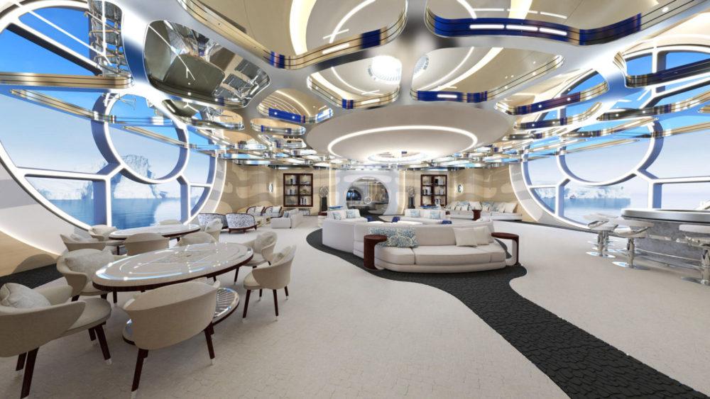 Thor Explore by Gresham Yacht Design, a luxurious exploration vessel