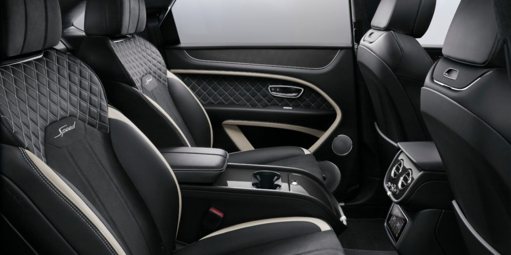 2021 Bentley Bentayga Speed, effortless performance meets unrivalled craftsmanship
