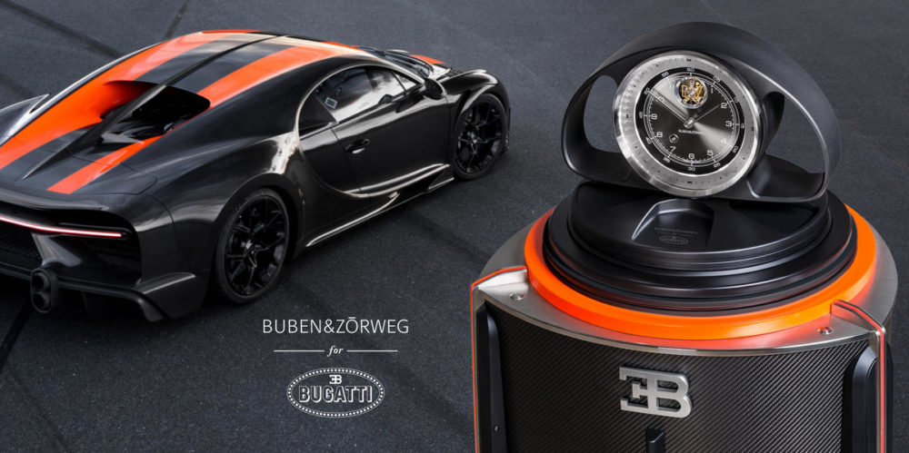 Buben&Zorweg and Bugatti introduce a unique multifunctional object