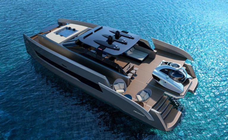 Officina Armare x U-Boat Aquanaut, where Luxury meets Exploration