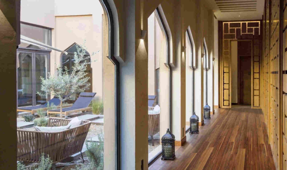Experience a majestic wellness retreat at Anantara's Al Jabal Al Akhdar Resort in Oman