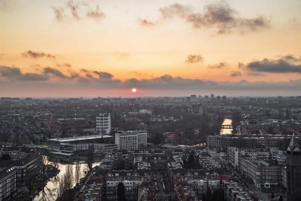 Ciel Bleu Amsterdam, international cuisine at its finest