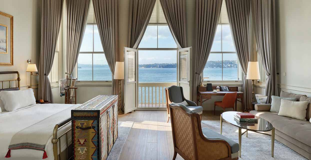 Six Senses Kocatas Mansions, Istanbul: An urban resort where Asia meets Europe