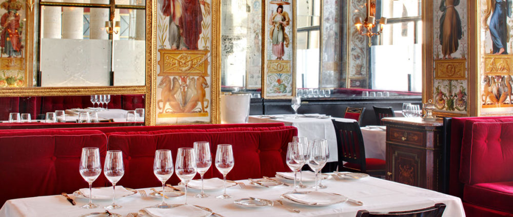 Le Grand Véfour Paris, a sublimed cooking experience by Guy Martin