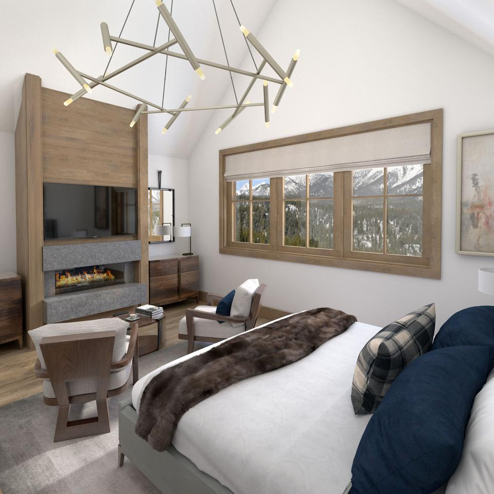 First ultra-luxury mountain resort in Big Sky, Montana set to debut in 2021