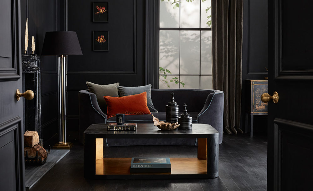 OKA's Master Pieces interior concept is all about creating a statement look