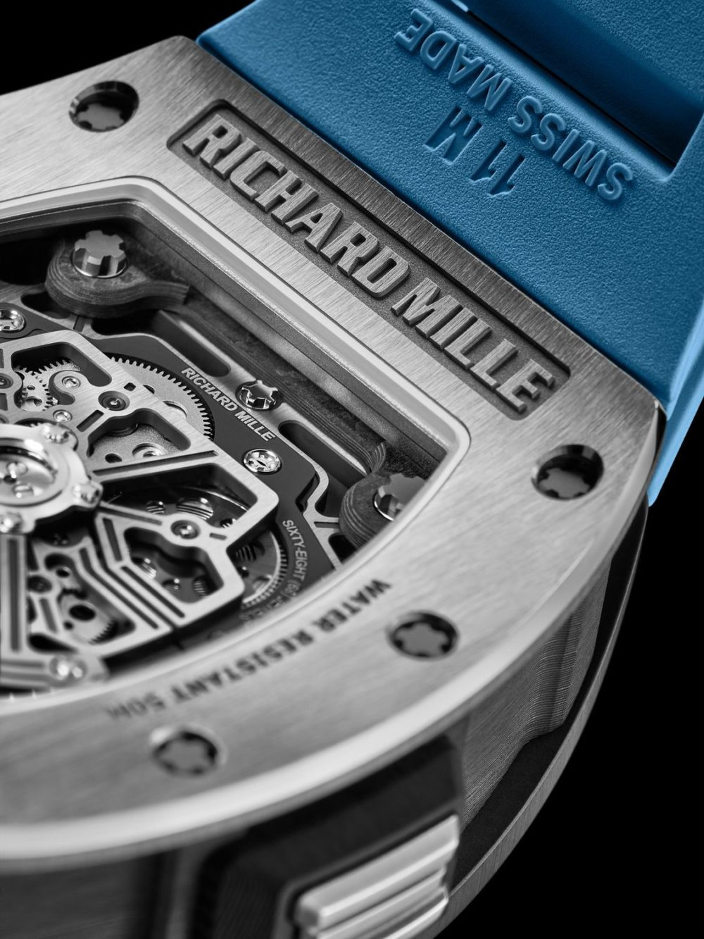 Introducing Richard Mille's RM 11-05 Automatic Winding Flyback Chronograph GMT