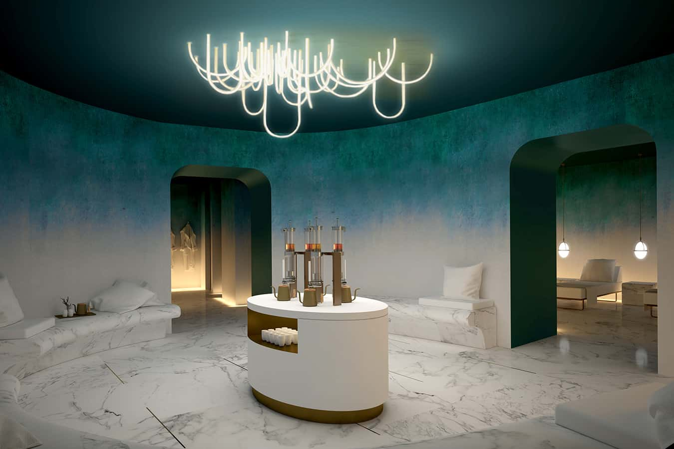 Matild Palace, a Luxury Collection Hotel, will redefine the notion of elegance in Budapest