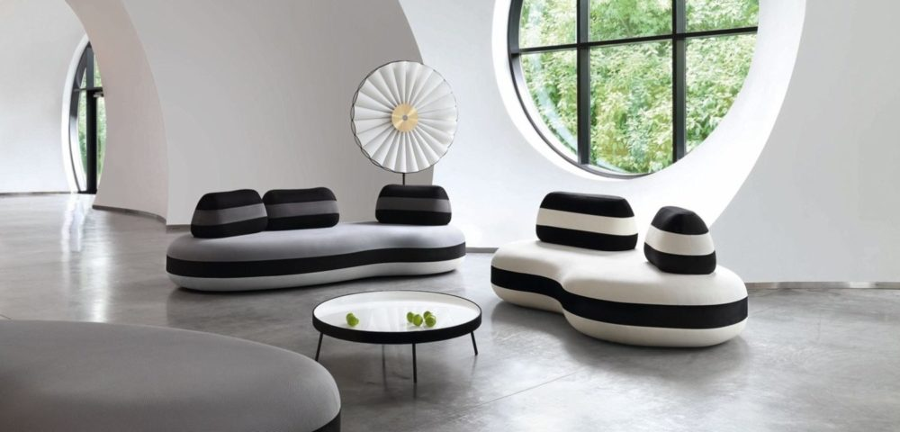 The Roche Bobois BOMBOM Collection by Joana Vasconcelos